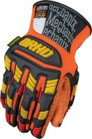 Gants de protection de sécurité ORDH CUT opérations de forage Orange Mechanix wear soluprotech